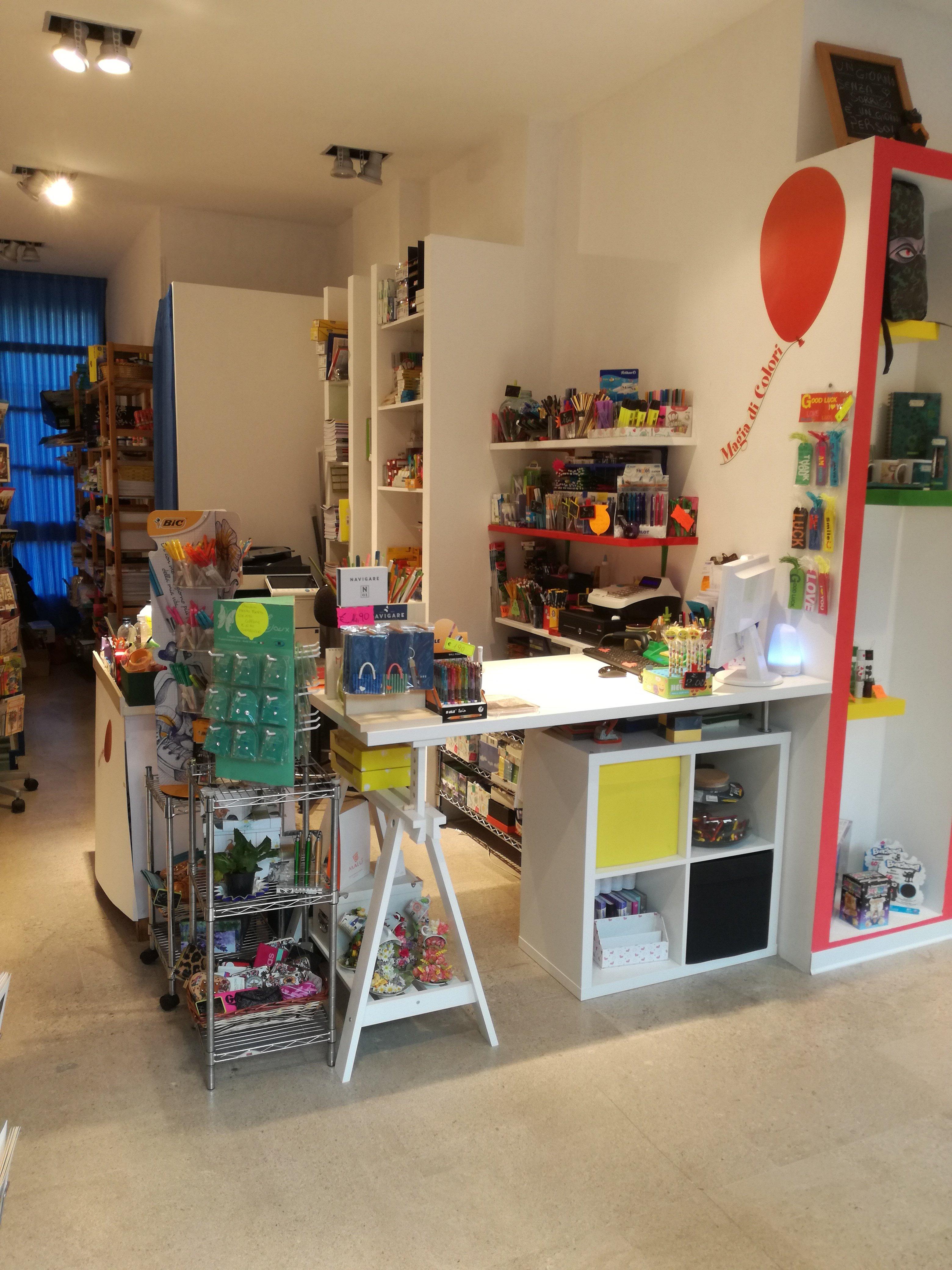 Cancelleria per tutti i gusti, giocattoli, materiale per l'ufficio o per le feste più belle…