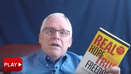Real Hope, True Freedom | Dr. Milton Magness, Founder, Hope & Freedom