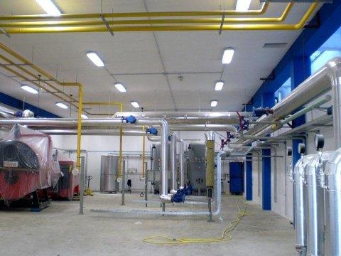 Installazione e manutenzione impianti industriali
