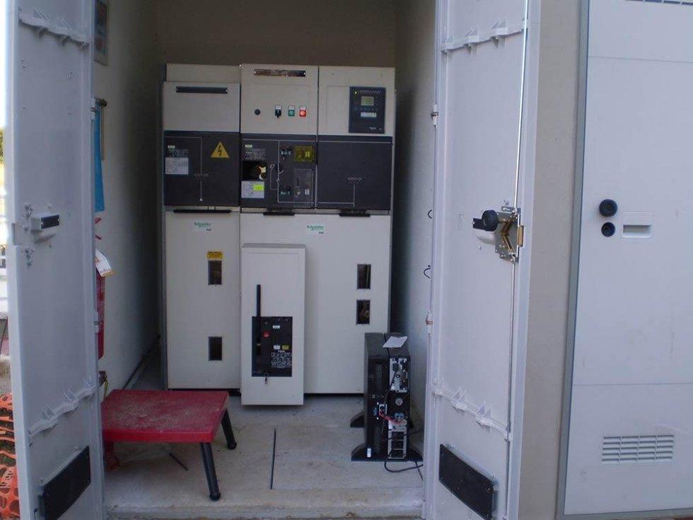 Impianti elettrici industriali - Tecnoluce