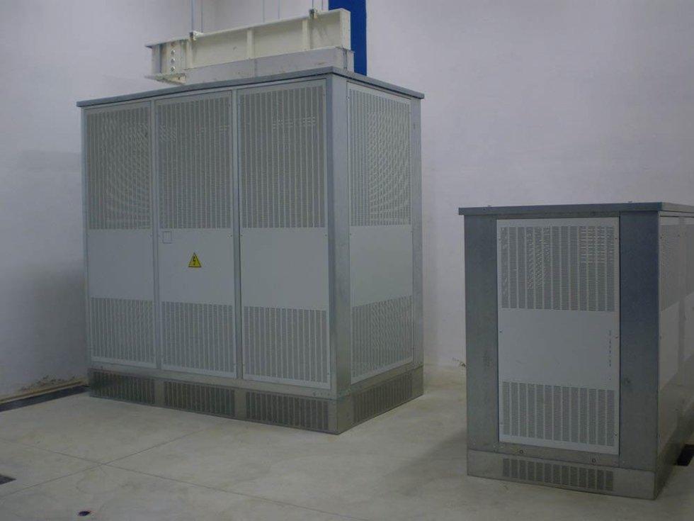 Realizzazione impianti elettrici industriali - Tecnoluce