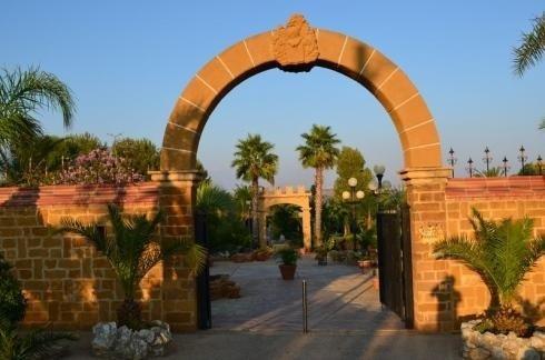 ingresso arco