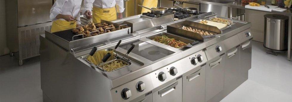 Impianti ristorazione e cucine industriali firenze - Cucine professionali per ristoranti ...