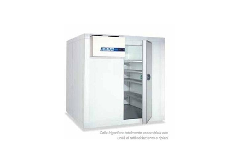 Refrigeratore Zanussi interno