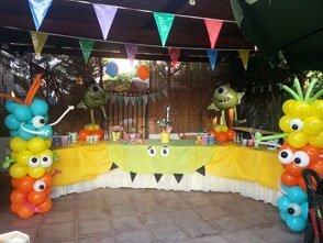 Allestimenti colorati per feste ed eventi a Bari