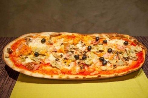 pizza ovale specialità