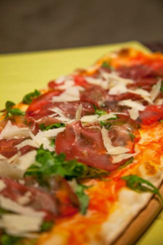 pizza Cavour