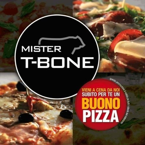 Buono Pizza Mister T-bone