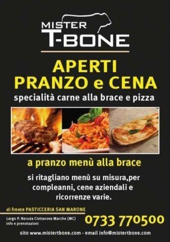 Locandina T-bone