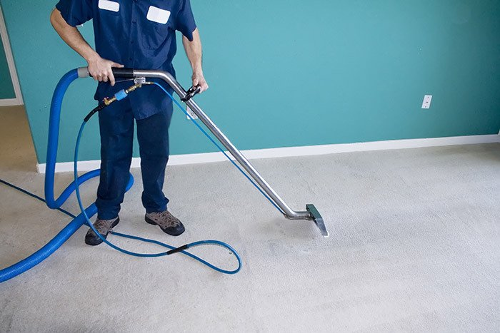 Commercial carpet cleaning in Otago