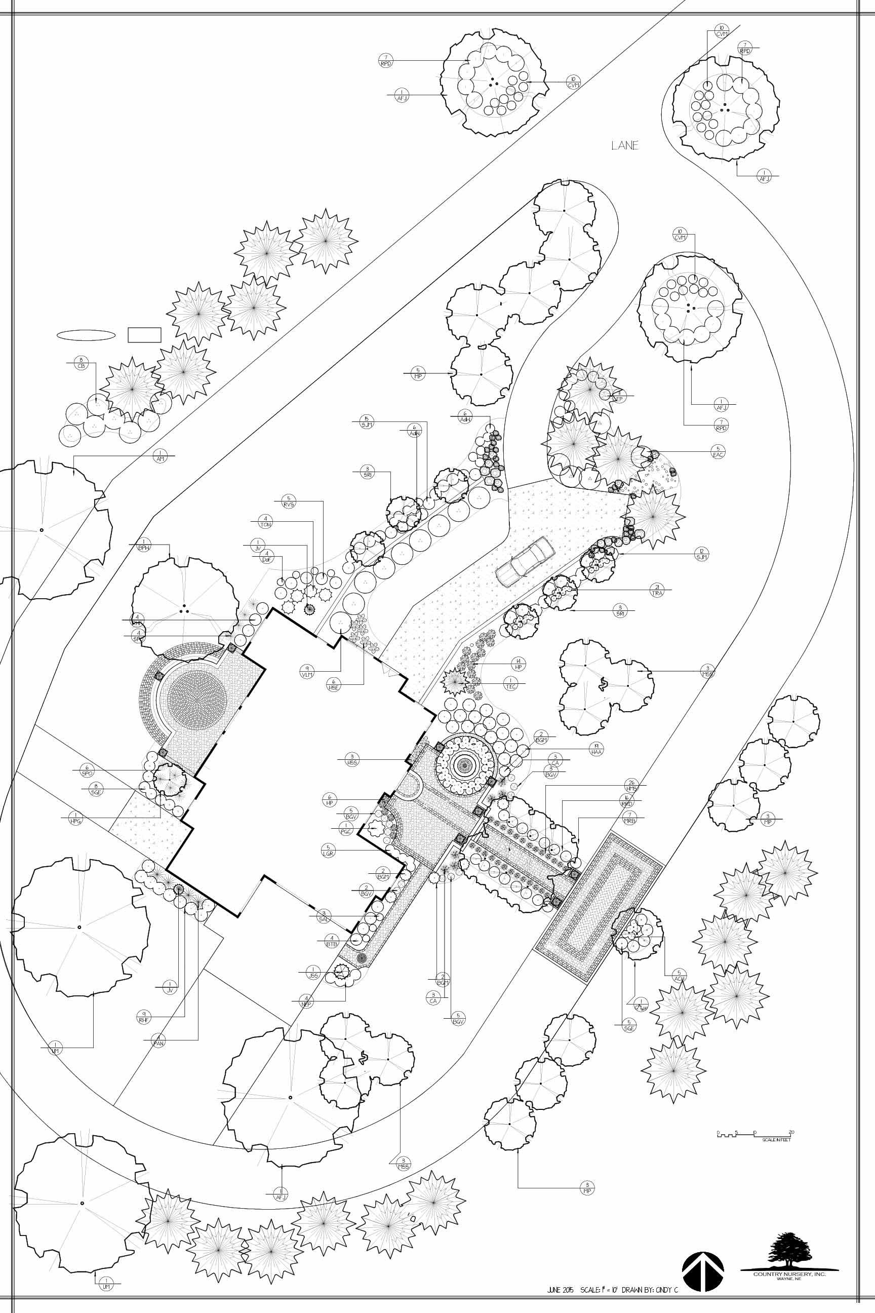 Landscape designs country nursery wayne ne blueprints landscaping designs architecture malvernweather Image collections