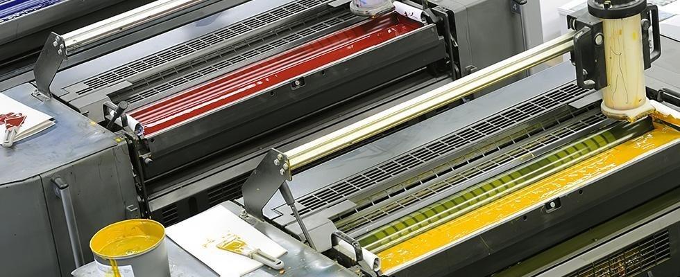Cilindri per macchine da stampa