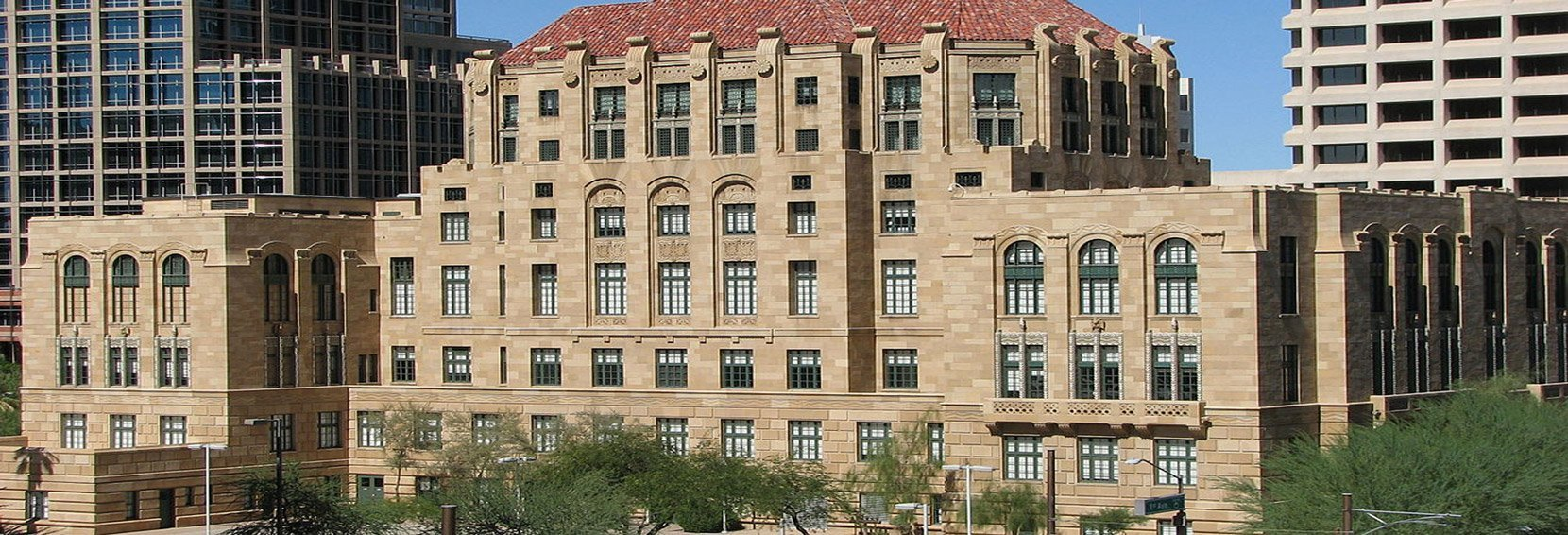 Old Courthouse, Phoenix