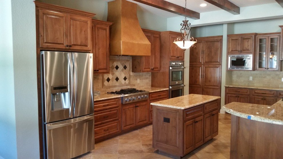 Kitchen Remodeling San Antonio, TX | Upscale Custom Cabinets