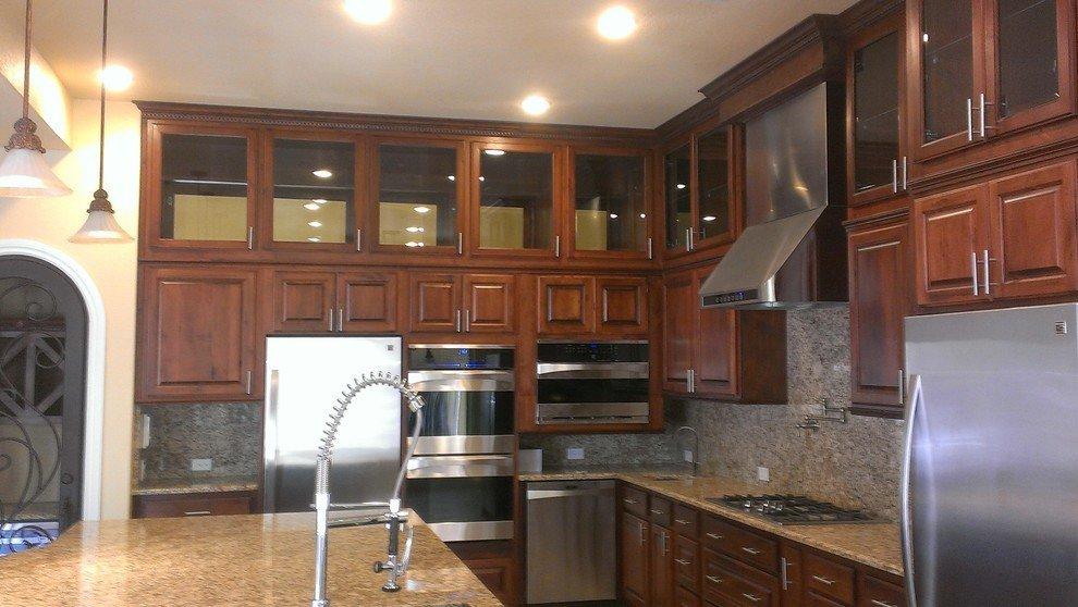 Upscale Custom Cabinets San Antonio, TX