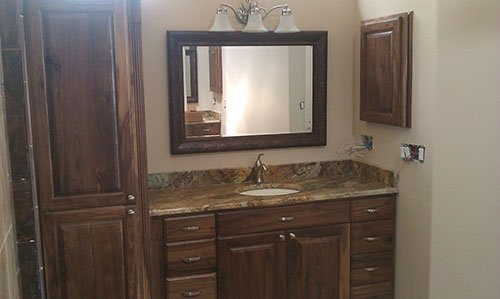 Custom Bathroom Vanities San Antonio Tx cabinet contractor san antonio, tx | upscale custom cabinets