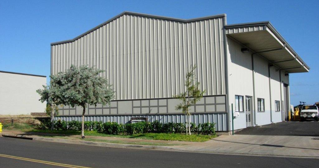 Xtermco Inc. building in Waipahu, HI
