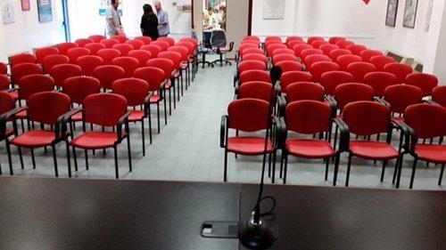 sedie per congressi