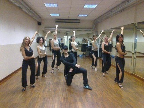 gruppo di ballo