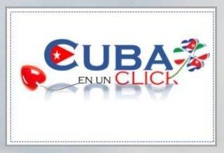 CUBA EN UN CLICK