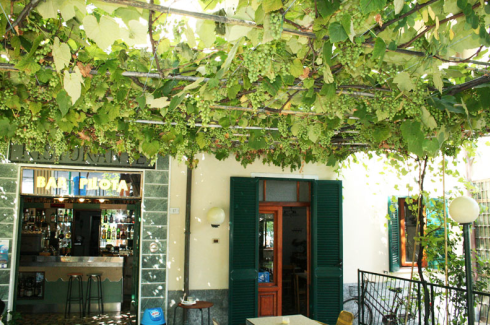 Albergo, ristorante, visione 3
