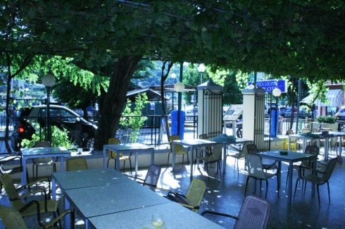 Albergo, ristorante, visione 7