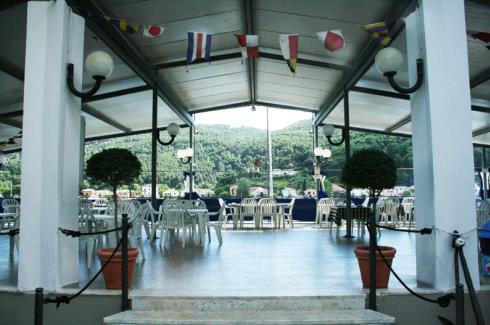Albergo, ristorante, visione 5