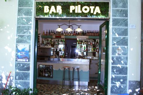 Albergo, ristorante, visione 1