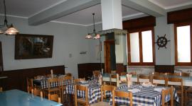 Albergo, ristorante, sala ristorante