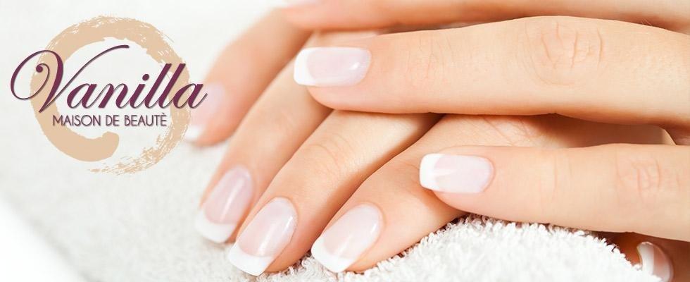 Trattamenti di bellezza mani