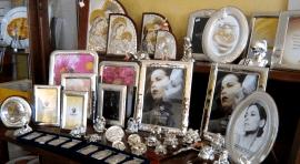 portafoto, cornici, icone sacre