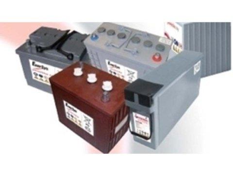 batteria per trazione leggera