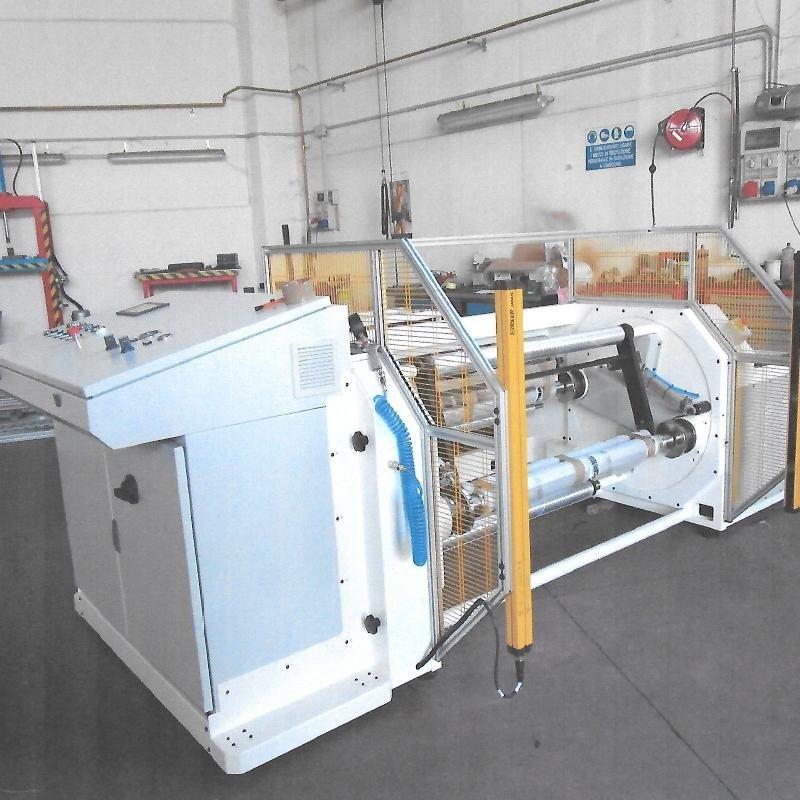 montaggio di macchinari industriali