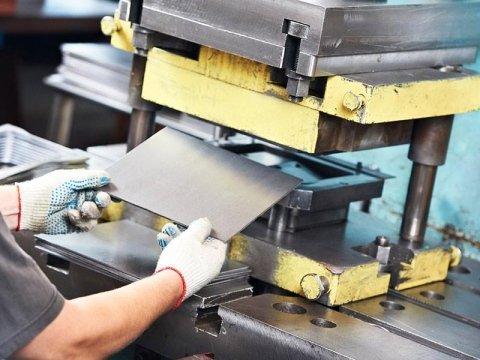 Macchine utensili stampaggio metalli