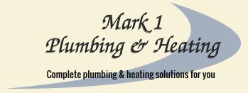 Mark 1 Plumbing & Heating logo