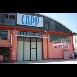 laboratorio CAPP vista laterale