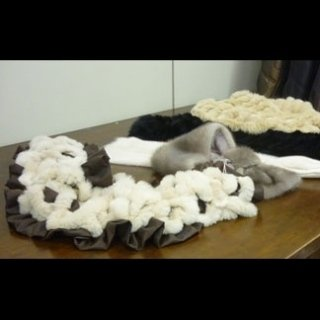 Materiali per la realizzazione di pellicce