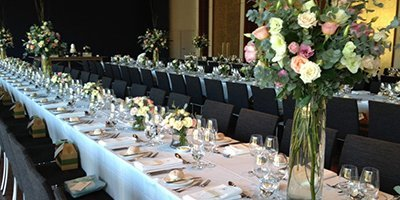 manuka flowers corporate events