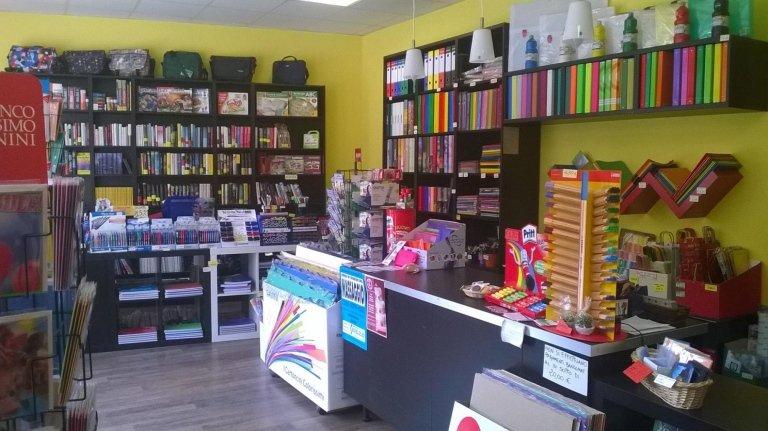 negozio di cartoleria