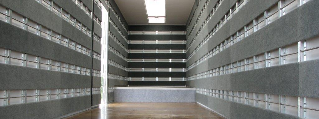 the North Island transport company storage facilities