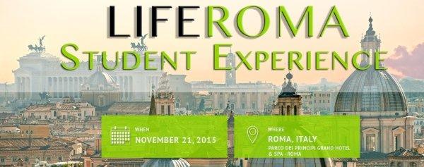 Life Roma Student Experience