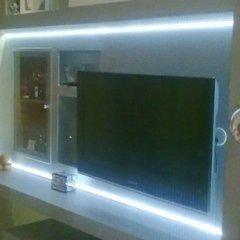 mobile sala con luci