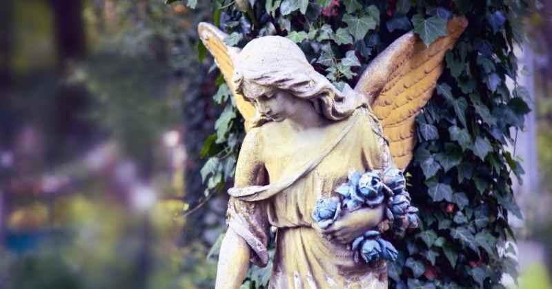 ingresso di cimitero