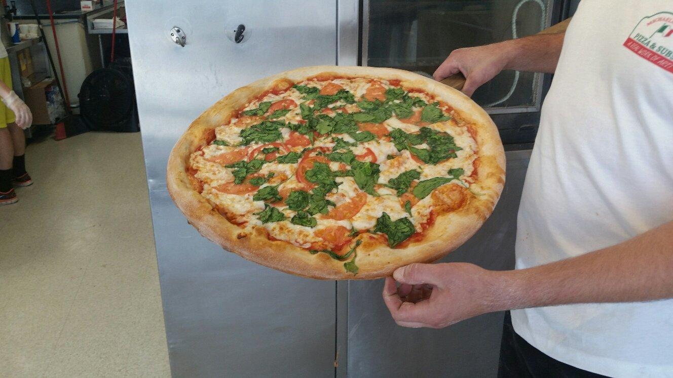 new york style pizzeria Greenville, NC