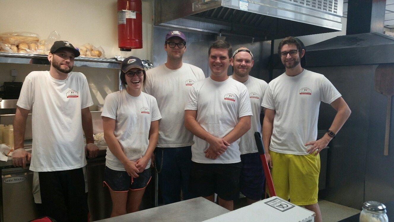 Pizza Restaurant Greenville, NC