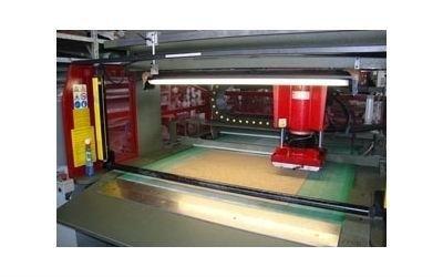 macchinario tranciatura