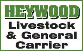 heywood livestock logo
