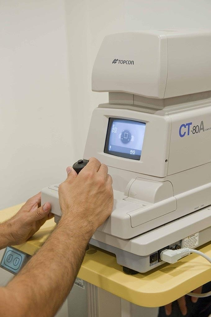 Esami optometrici - Ottica Videtis - Perugia