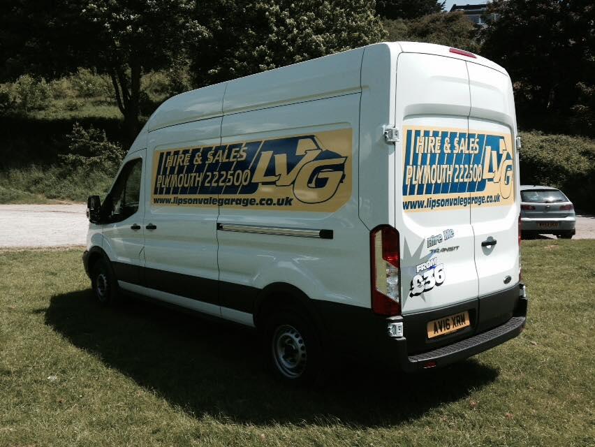 Used Van Hire