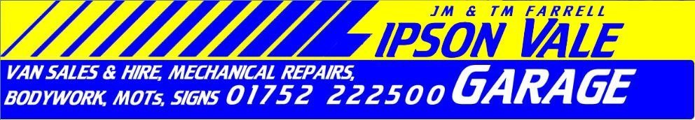 Lipson Vale Garage logo